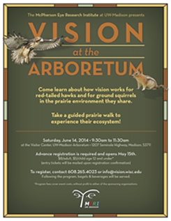 MERI 2014 Vision at the Aboretum