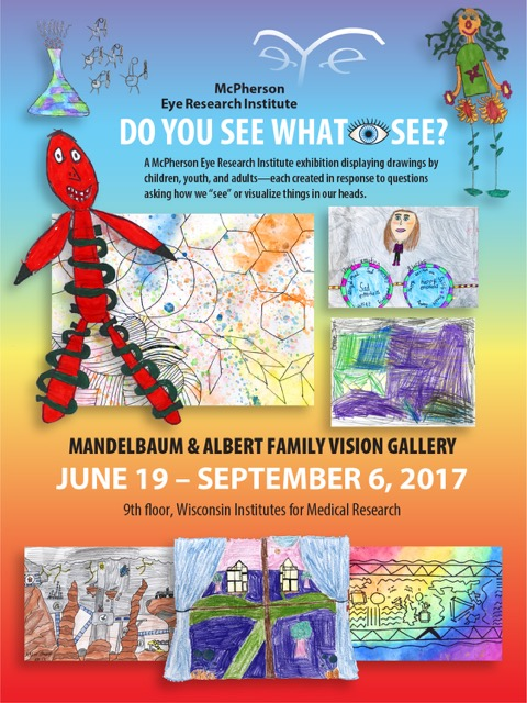 Vision Gallery Summer 2017 Poster