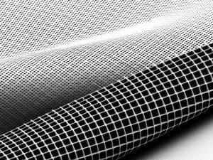 "Electron microscope image of ""scaffolding"""